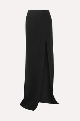 David Koma Cady Maxi Skirt - Black