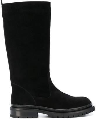 L'Autre Chose mid-calf length boots