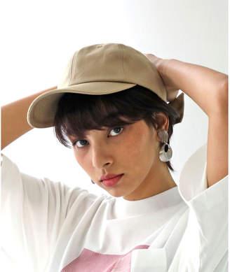 クラシカルエルフ Classical Elf バックリボンキャップ レディース 帽子 リボン ローキャップ 春夏 カジュアルデニム 紫外線対策 日よけ UV