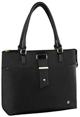 "Victorinox INC. Swissgear ANA Women's Tote for 16"" Notebook, Black"