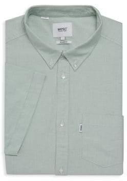 Wesc Oden Soft Oxford Button-Down Shirt