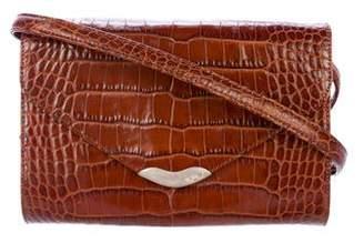 Ralph Lauren Crocodile Crossbody Bag