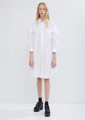 Simone Rocha Drop Sleeve Shirt Dress