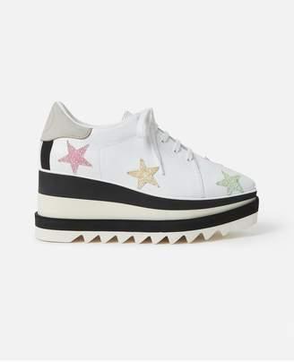 Stella McCartney Sneak-Elyse Pastel Stars