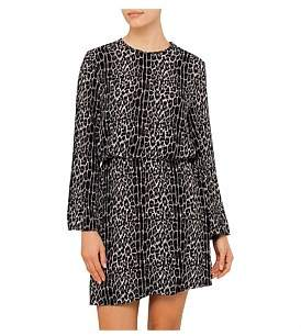 Zimmermann Flare Sleeve Dress