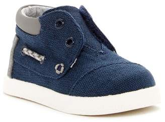 Toms Bimini High Top Burlap Sneaker (Baby, Toddler, & Little Kid)