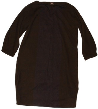Cerruti Black Wool Dress for Women