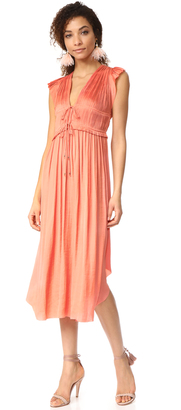 Ulla Johnson Kaiya Dress $495 thestylecure.com