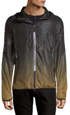 Superdry Core Cagoule Hooded Jacket