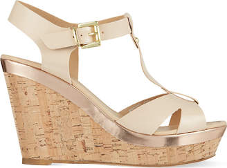 Carvela Kabby platform wedge sandals