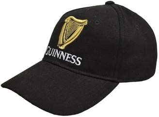 Guinness Baseball Cap With Official Logo And Red Signature, Colour