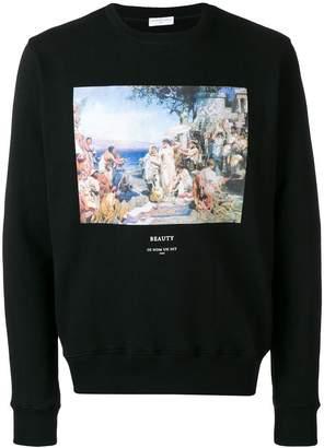 Ih Nom Uh Nit print sweatshirt