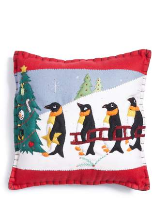 Original Penguin New World Arts Penguin Pillow