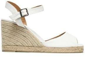 Castaner Canvas Espadrille Wedge Sandals