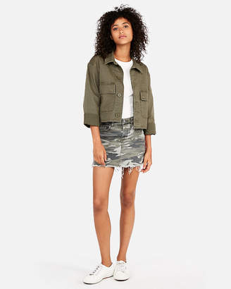 Express Cropped Jacket