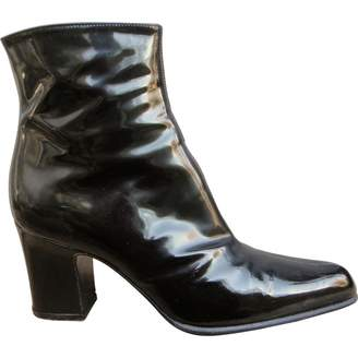 Bally Black Patent leather Ankle boots