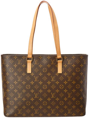 Louis Vuitton Monogram Canvas Luco