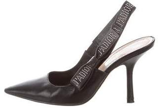 Christian Dior J'Adior Pointed-Toe Pumps