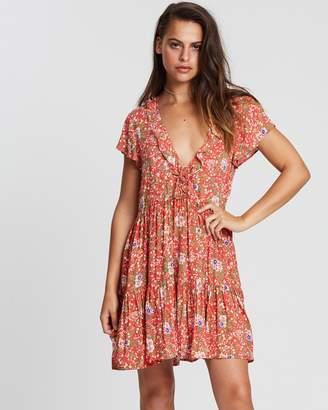 Ophelia Matilda Babydoll Mini Dress