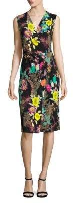 Etro Floral Paisley Dress