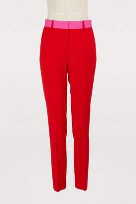 MSGM Cady skinny pants