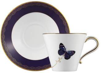 Bloomingdale's Prouna My Butterfly Teacup & Saucer