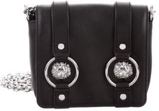 Versus Leather Crossbody Bag