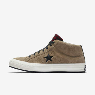 Nike Converse One Star Counter Climate Plaid OutMens Shoe