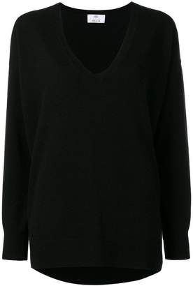Allude loose fitted sweater