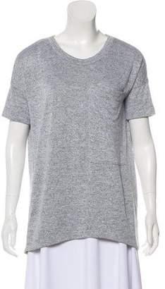 Rag & Bone Marl Pocket T-shirt