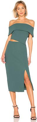 Elliatt Serpentine Dress