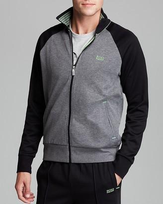 BOSS Green Skoz Track Jacket $125 thestylecure.com
