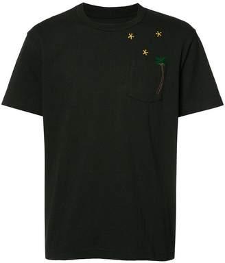Sacai pocketed T-shirt