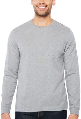 M·A·C Big Mac Long Sleeve Crew Neck T-Shirt-Tall
