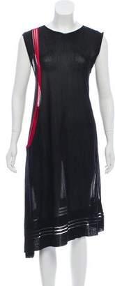Y-3 Sleeveless Midi Dress