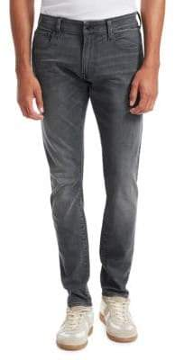 G Star Deconstructed Slim-Fit Jeans