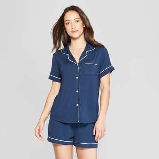 Stars Above Women's Beautifully Soft Notch Collar Pajama Set - Stars Above