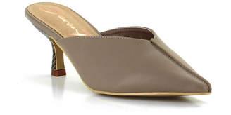 Joseph Joseph GIRLS RULE Womens Seven7 Melania Mule Heeled Sandals