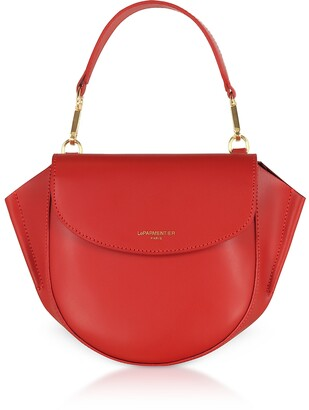 Le Parmentier Astorya Leather Mini Bag w/Shoulder Strap