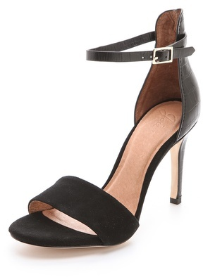 Jaclyn Ankle Strap Sandals