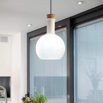 Authentics UK Labware Sphere Pendant Lamp