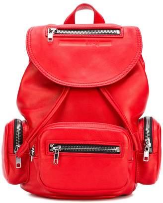 McQ multi-zip backpack