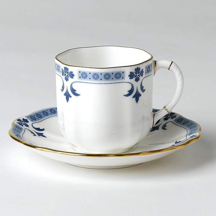 """Royal Crown Derby """"Grenville"""" Coffee Saucer"""