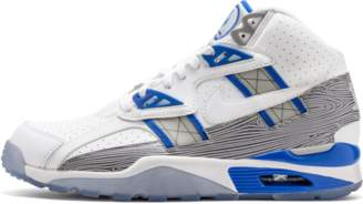 Nike Trainer SC High PRM QS 'Broken Bats' - White/Wolf Grey