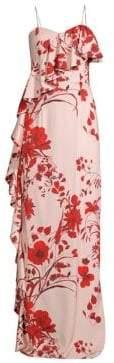 Sachin + Babi Putri Floral Slip Gown