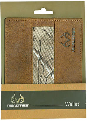 Realtree Camouflage Passcase Wallet