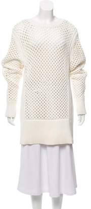 Reed Krakoff Long Sleeve Knit Sweater