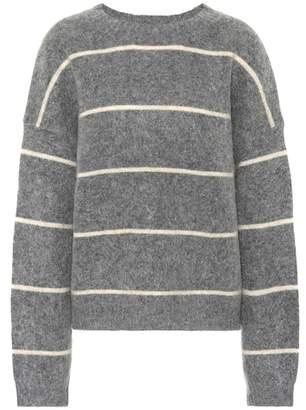 Acne Studios Rhira mohair-blend sweater