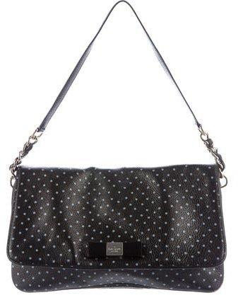 Kate SpadeKate Spade New York Polka Dot Leather Shoulder Bag