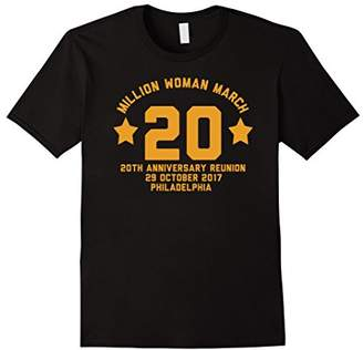 Million Woman March 20th Anniversary T-Shirt